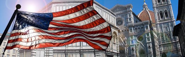 NCC per scuole americane a Firenze