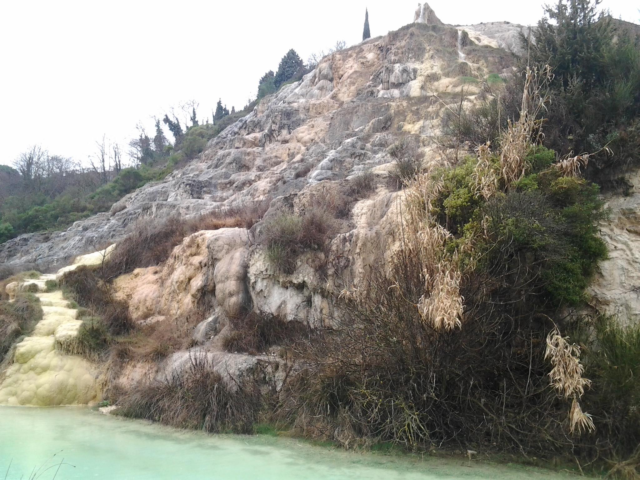 Terme di San Casciano dei Bagni - minivan 8 posti con autista Firenze