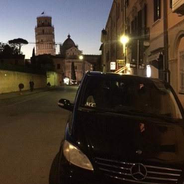 Pisa Tour by rental car with driver